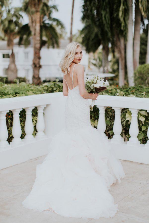 Stylish Jamaica Destination Wedding at Half Moon Rock Resort