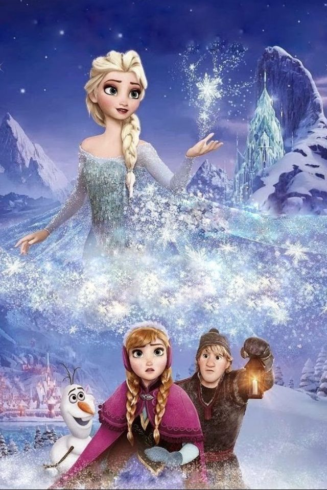 Okay, I need to say this. Frozen is not a perfect movie. I know this and I admit it. But that doesn't stop me from enjoying it. No matter how much hate this film gets, I will still continue to enjoy it and it's characters, who I find great. I know some people think it's overrated, stupid, and overplayed. That may be so for some people, but for me, well....the haters never bothered me anyway :) ❄️