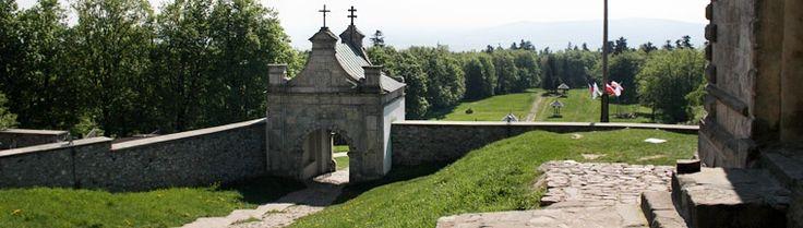 Sanktuarium Relikwii Krzyża Świętego - Święty Krzyż