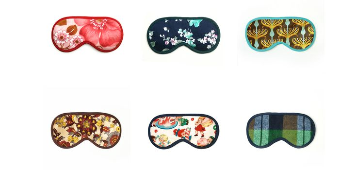 KINGKING - Delicious, silky sleepmasks from Kelly Spencer.