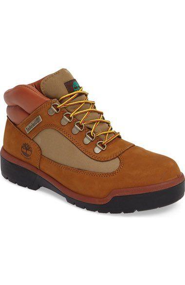 TIMBERLAND Field Waterproof Hiking Boot (Men). #timberland #shoes #boots