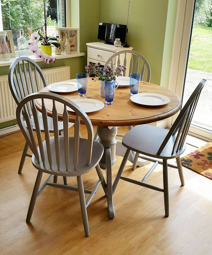 Refurbished Kitchen Table And Chairs: 25+ Best Ideas About Refurbished Dining Tables On Pinterest