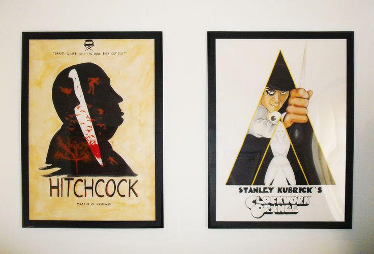 Χωρίς ειρμό: Κινηματογραφική γωνιά - τα poster που αγάπησα
