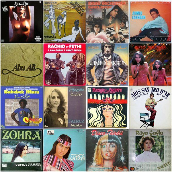 """Check out """"Middle Eastern & Maghreb Disco Funk from the Golden Era (1975-1985)"""" by David Byrne Radio on Mixcloud"""