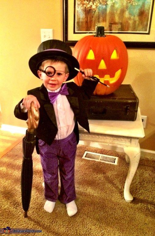 The Penguin - Halloween Costume Contest via @costume_works