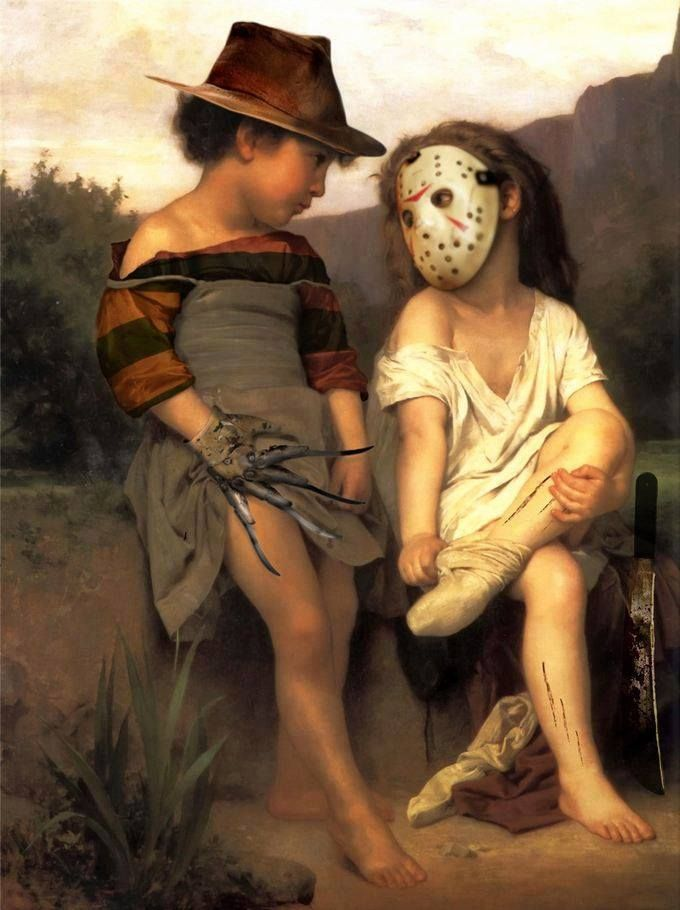 William-Bouguereau-photoshop-picture-horror-humor-parody-art-funny-lol-picture