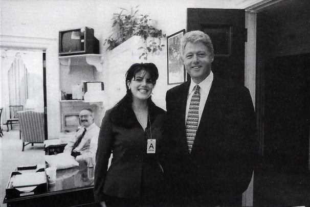Monica Lewinsky: Feminists failed me - THE WASHINGTON POST #MonicaLewinsky