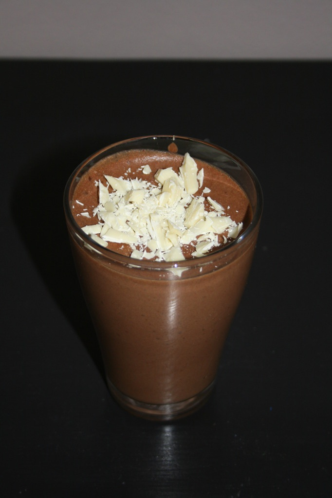 Mousse cioccolato e caffè