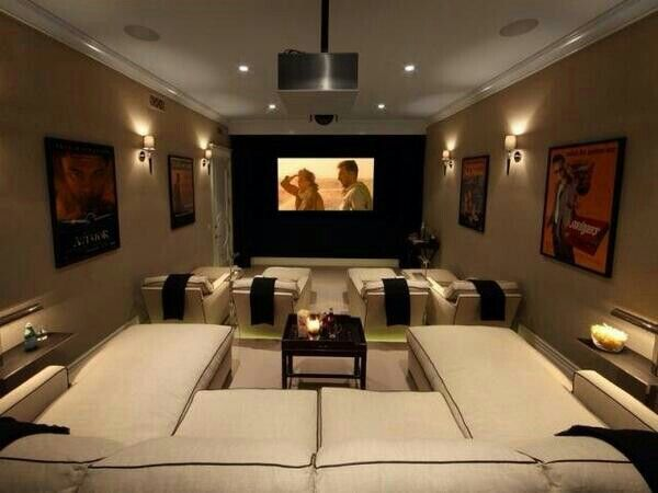 20 best Cinema room images on Pinterest