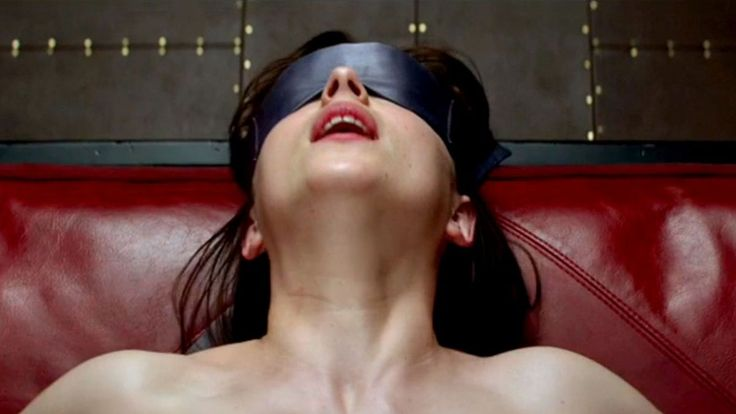 Every 'Fifty Shades' O-Face Ranked By Sincerity - MTV