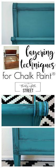 how to get the worn turquoise finish, refinished furniture, furniture makeover, painting furniture, painted furniture, turquoise furniture ideas, turquoise furniture, unique furniture, update your headboard with paint, how to get a patina color, best turq