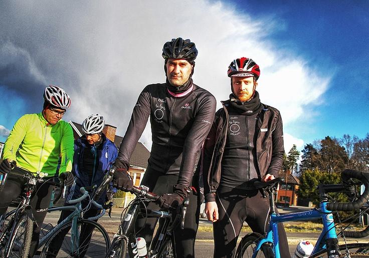 La lepre stanca. Ett kompisgäng med passion för cykling.