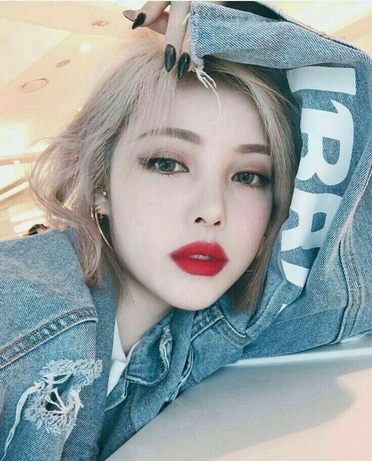 Korean girl na — photo 12