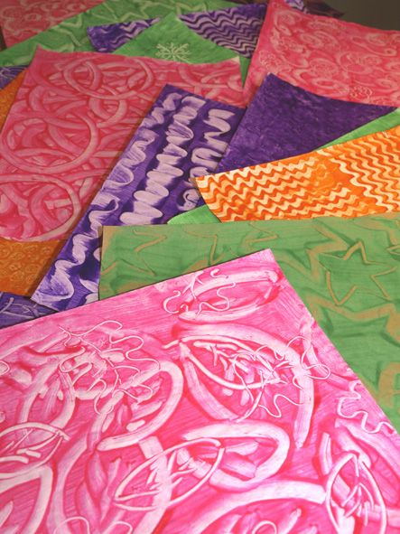 Decorative Paste Papers