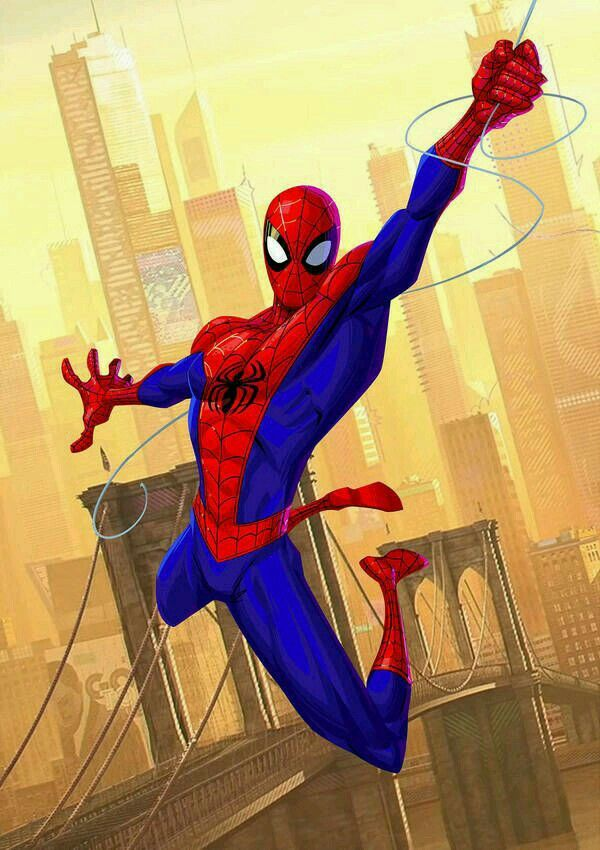 My name is Peter B  Parker | Spider-Man Comic & Animation