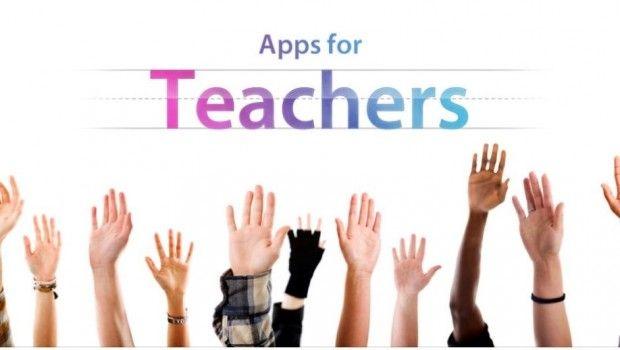 "Apps for Teachers - Apple Launch new iPad ""Apps for Teachers' Section"