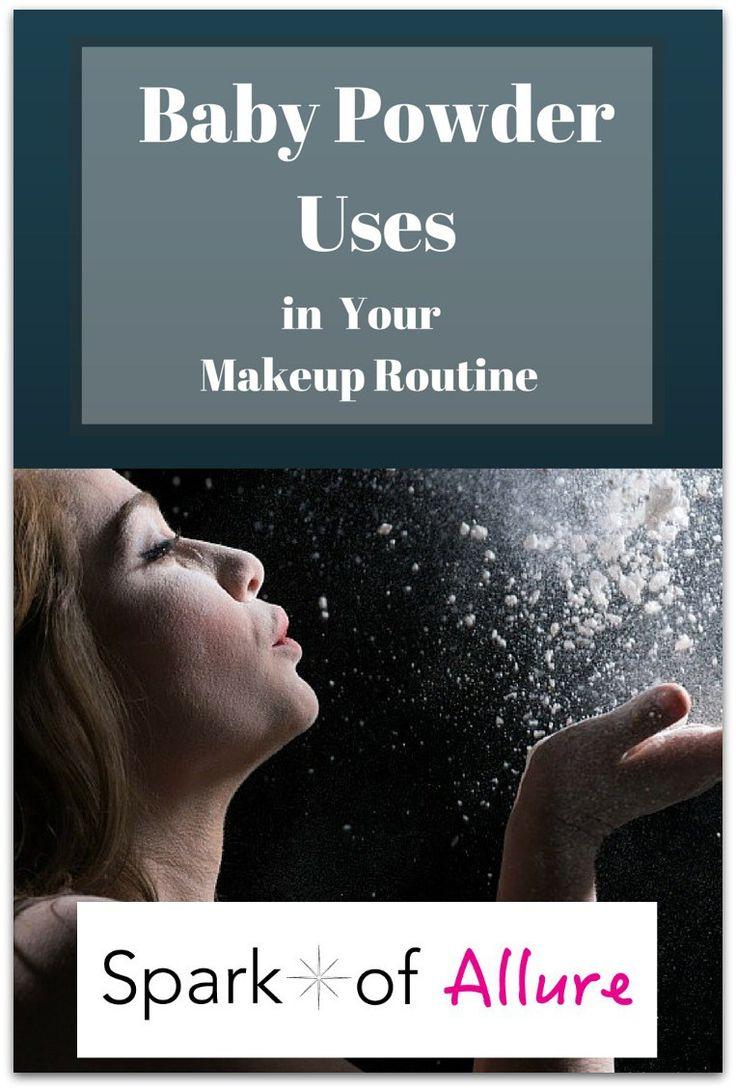 baby powder uses