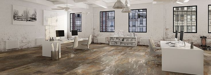 Cast Iron Collection #Apavisa #design #architecture #metal #tile