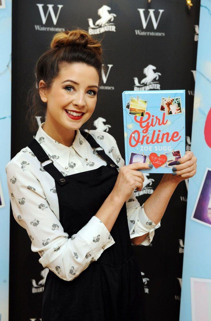 Zoe Sugg admits her book, Girl Online, was ghostwritten  - Cosmopolitan.co.uk