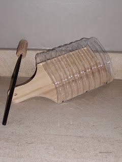 Elke: zelfgemaakte muziekinstrumenten