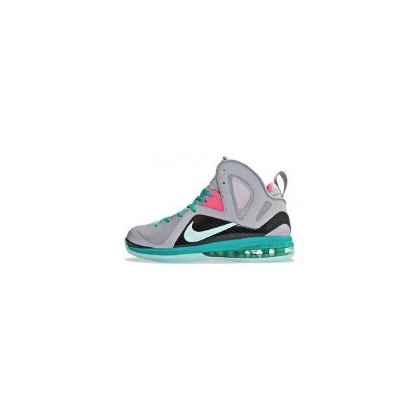 "Nike Lebron James 9 ""South Beach"" Edition found on Polyvore"