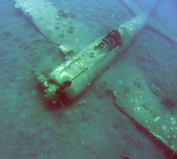 FOUND! An intact Mitsubishi Zero A6M2b \
