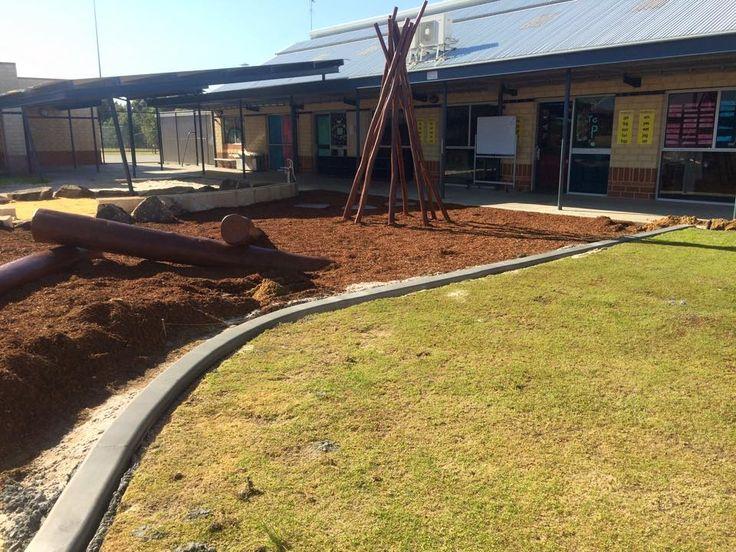 Playground for primary school