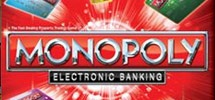 Electronic banking monopoly