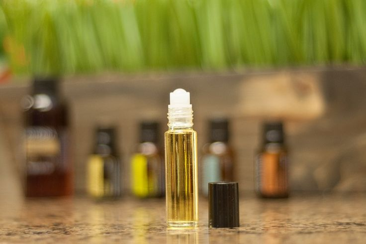 FOR DAD:  Essential Oil Homemade Cologne & Perfume (Men & Unisex)