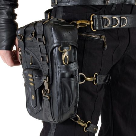 Jungle Tribe Jungle Storm Holster Bag / Utility Belt