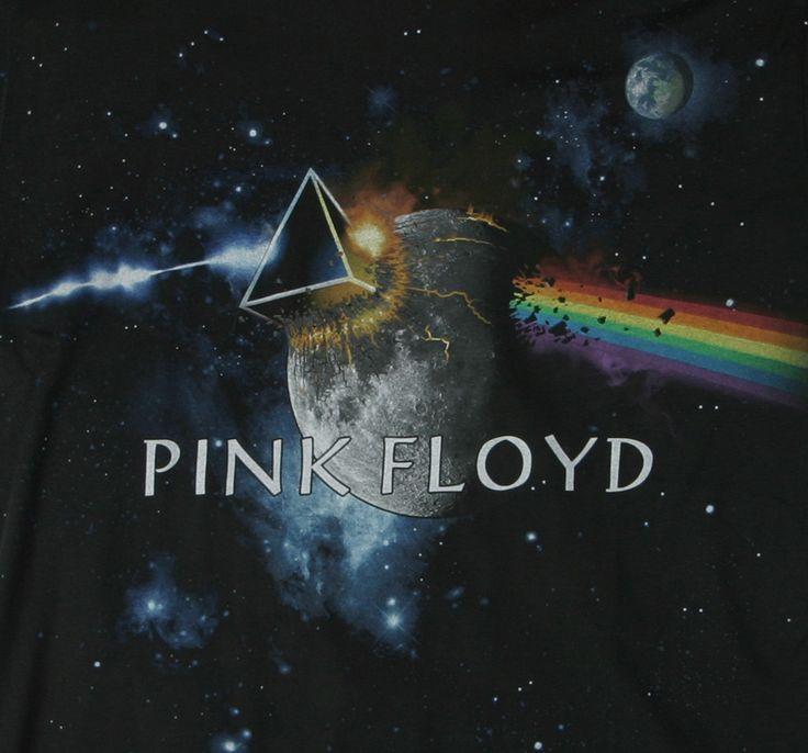 Pink Floyd. Ouvir é como ser partido ao meio por um som que vem direto do Big Bang. É como assistir a construção das pirâmides - é como ver o último dia da História.