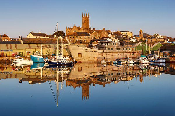 Penzance, Cornwall - England