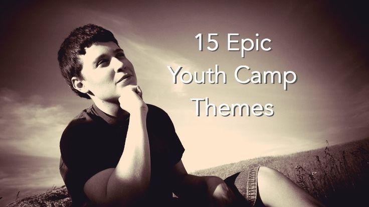 Looking for youth camp themes that your teenagers will actually enjoy? This list includes 15 epic youth camp themes complete with scriptures to back them up.