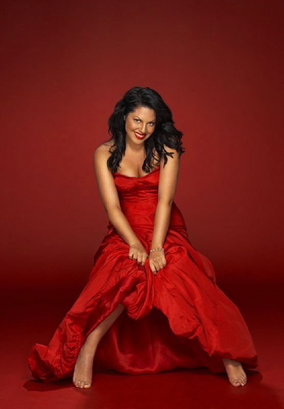 Sara Ramirez Hot.... one of my favorite doctors!