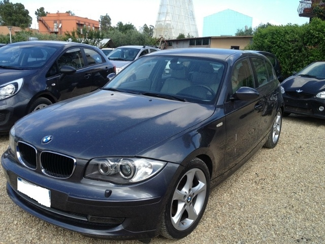 Bmw 120 d 5p. a 10.500 Euro | Berlina | 97.355 km | Diesel | 130 Kw (177 Cv) | 07/2007
