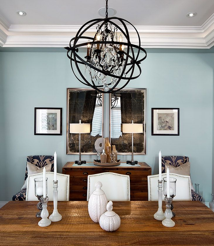 452 Best Beautiful Dining Rooms Images On Pinterest