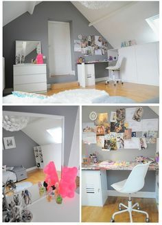 17 best ideas about chambre d ados on pinterest ado for Conseil deco chambre