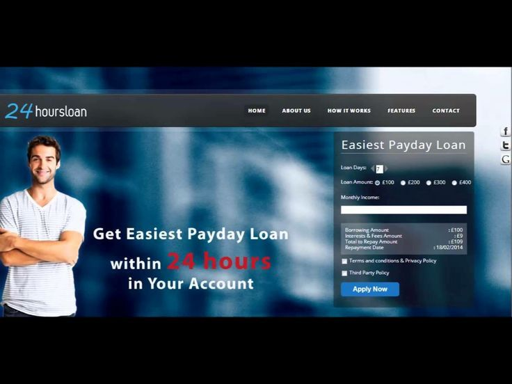 www.24hoursloan.c   Apply for quick and easy payday loans in UK