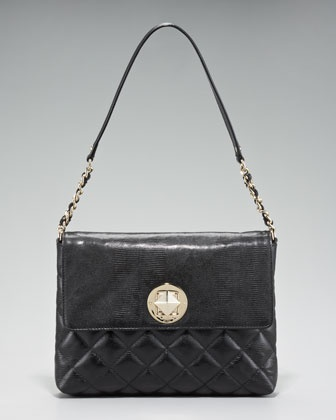 kate spade new york charlize quilted shoulder bag - Neiman Marcus