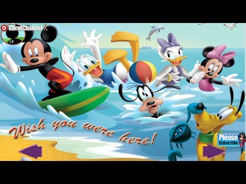Disney Mickey's Mouse Wildlife Count Along - Mickey Snap Colorful Photos...