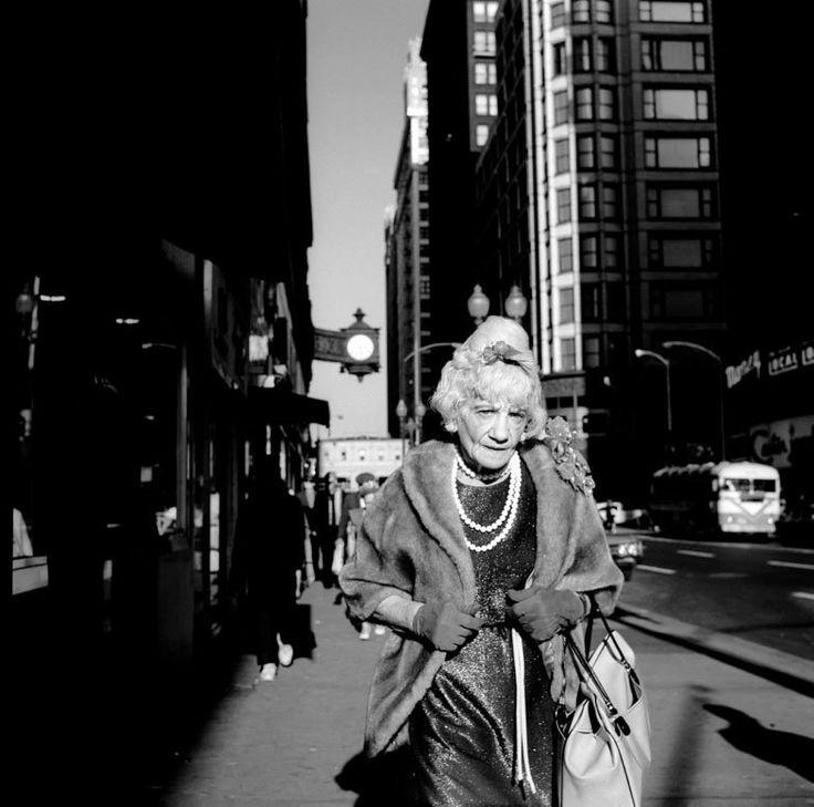 Vivian Maier, Chicago, 1967