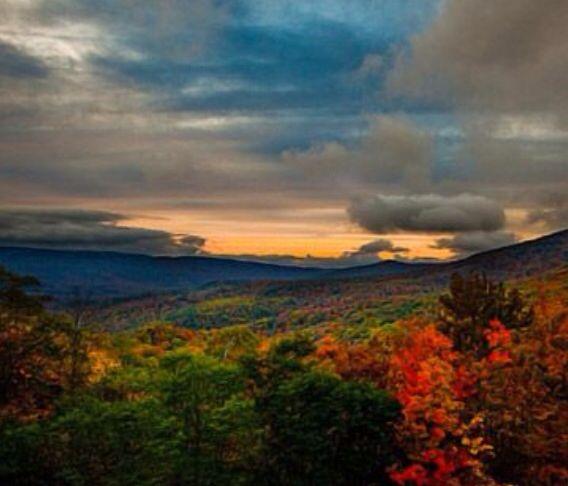 Gorgeous Kentucky.