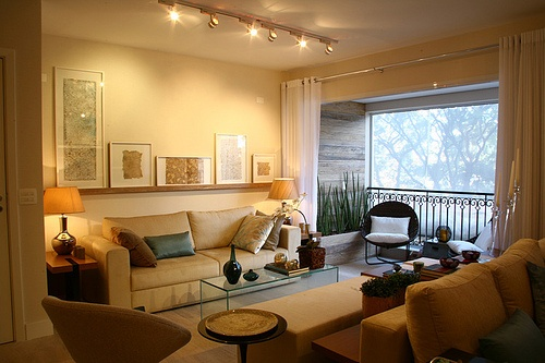 Apartamento decorado tradition brooklin s o paulo sp for Living room quiz pinterest