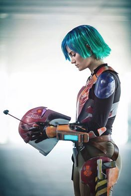 Cosplayer: Saphira Cosplay Photographer: So Say We All Character: Sabine Wren From: Star Wars Rebels Country: UK