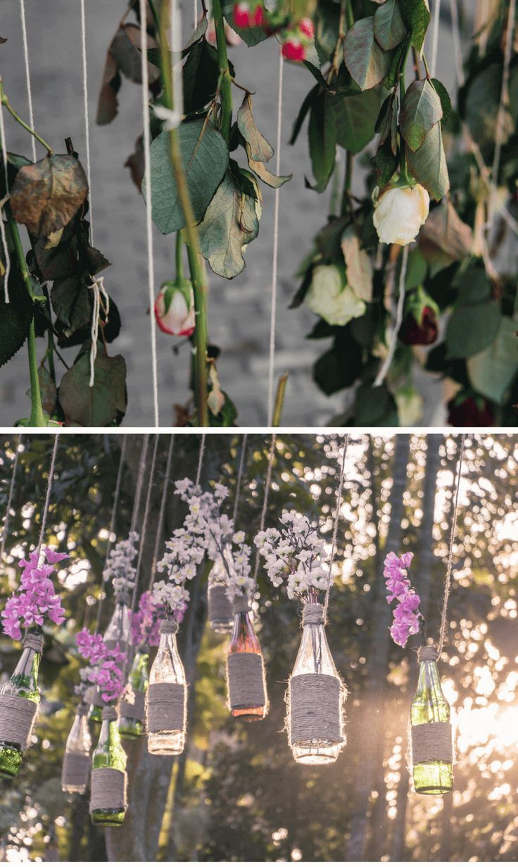 Making Wedding Decorations Yourself 5 Simple Flower Decoration