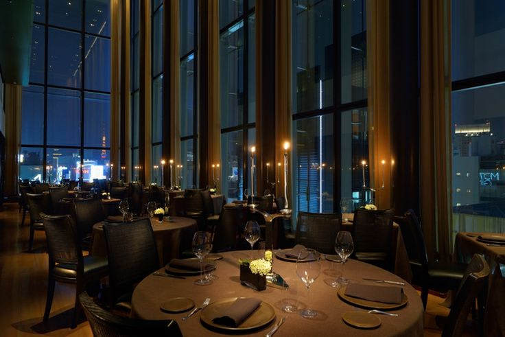 Bulgari Restaurants, Tokyo and Osaka. #bulgarihotel