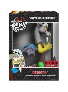 MLP | My Little Pony Discord Vinyl Figure Hot Topic Exclusive From Krossmyheart Creations