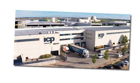 ICP Logística ha aumentado su capacidad con la incorporación de un almacén automático de alto rendimiento con tecnología de SSI Schaefer