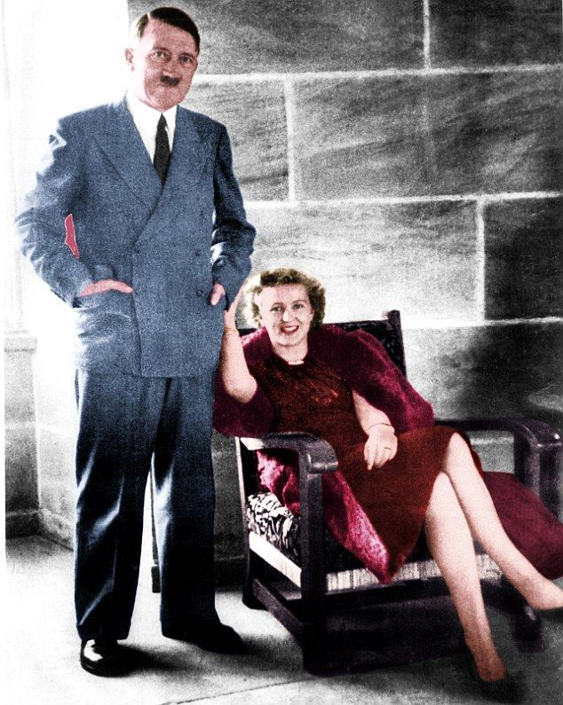 When they committed suicide in his bunker at the end of the Second World War, Eva Braun had been Adolf Hitler's mistress for more than 12 years and his wife for a mere 40 hours.