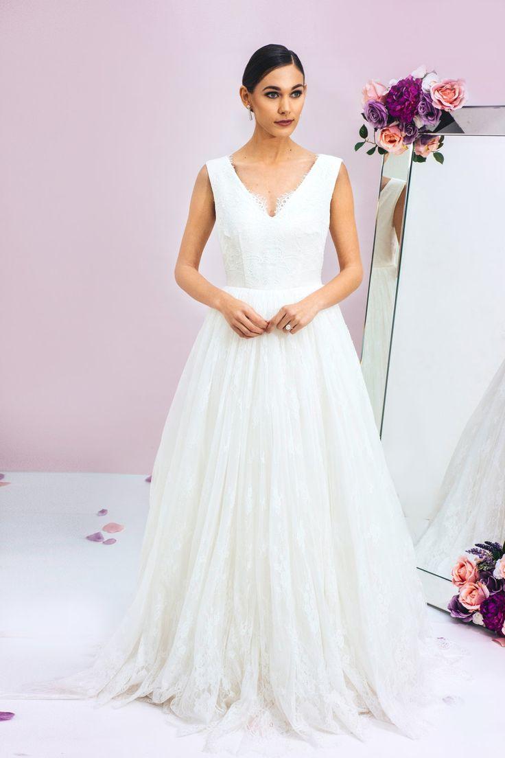 Trish Peng Dainty Gown www.trishpeng.com